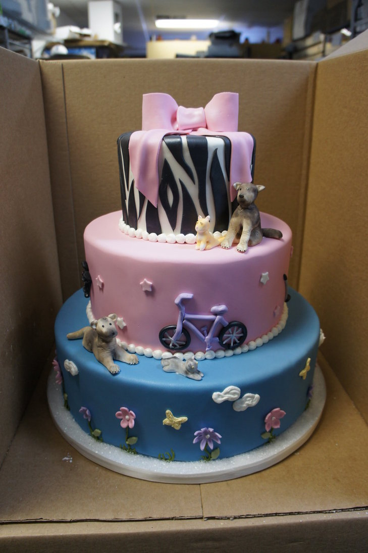 7 Year Old Birthday Cake Download Abc Cakes