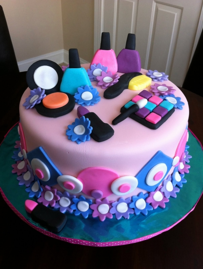 7 Year Old Birthday Cake Easy Ideas For Teenage Girls Fashion With How To