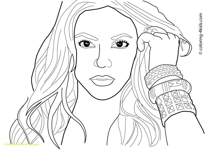 Ariana Grande Coloring Pages Page Free Rhbirijus: Coloring Pages For Hulk At Baymontmadison.com