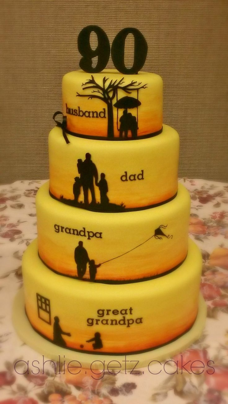 736 X 1307 In 30 Wonderful Image Of Birthday Cake For Husband