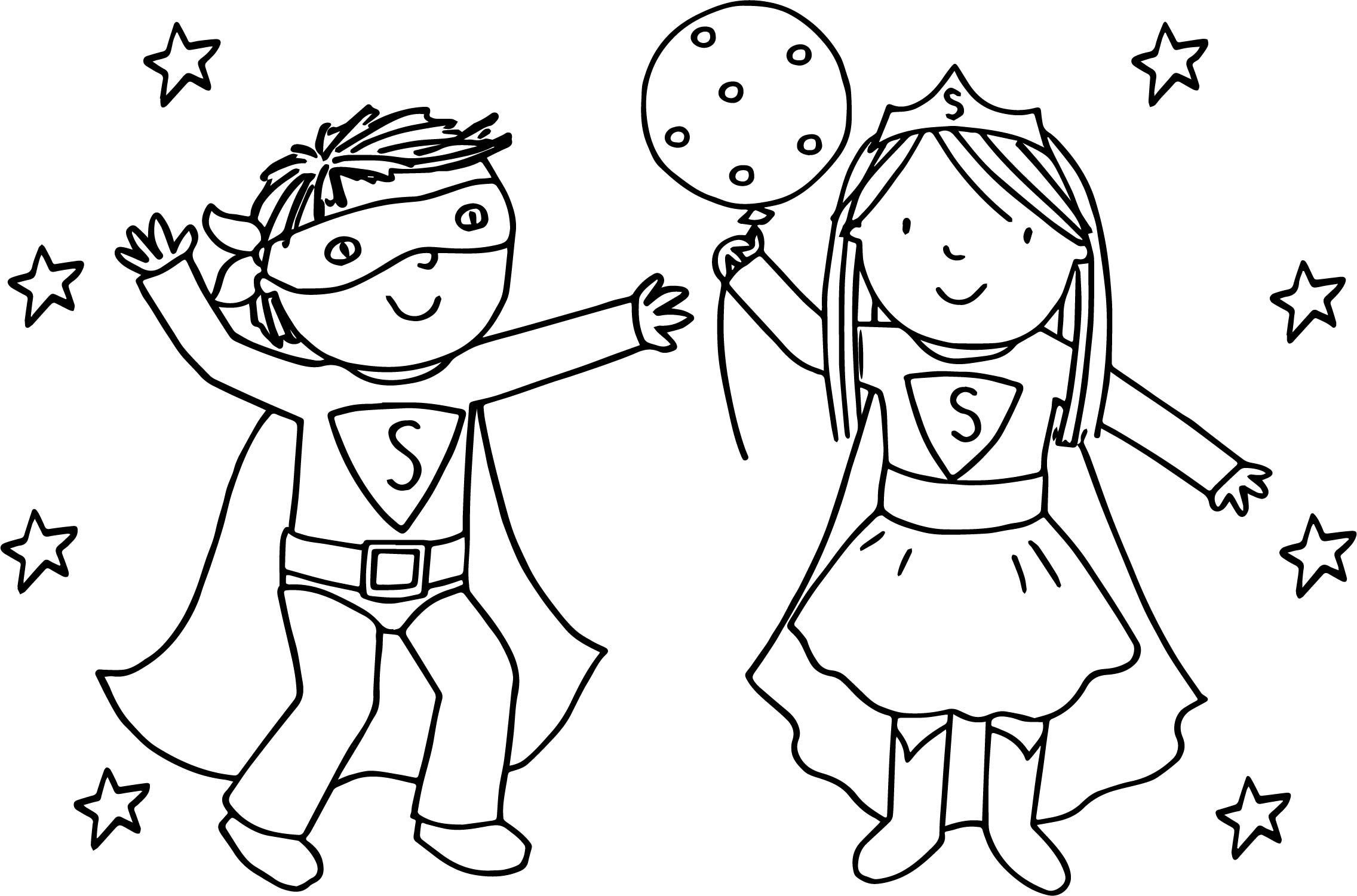 - Boy And Girl Coloring Pages Coloring Pages For Boys With Free