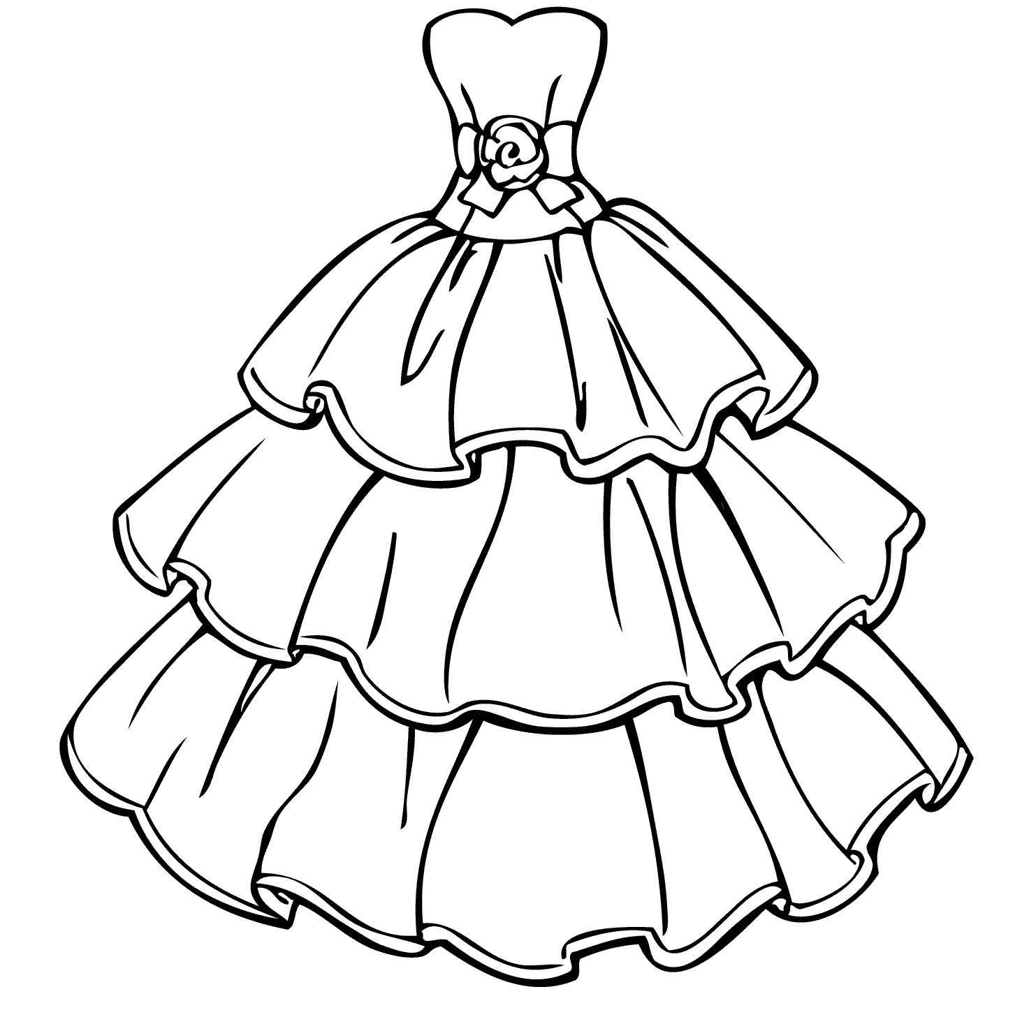 Clothes Coloring Pages Summer Clothes Coloring Pages Elegant