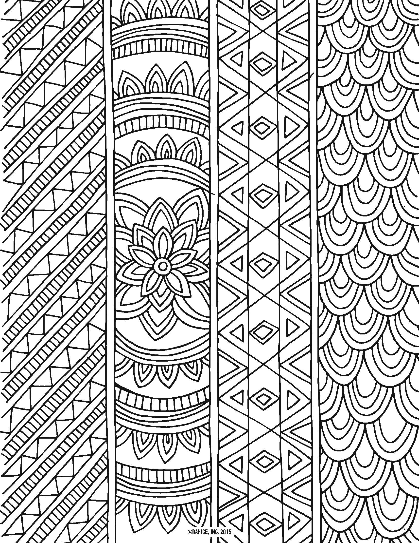 Coloring Pages For Adults Pdf Adult Coloring Pages Pdf Free At ...