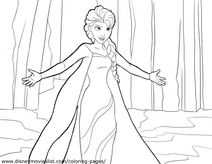 Coloring Pages Of Elsa Anna Frozen And Rhbirijus: Elsa And Anna Coloring Pages Games At Baymontmadison.com