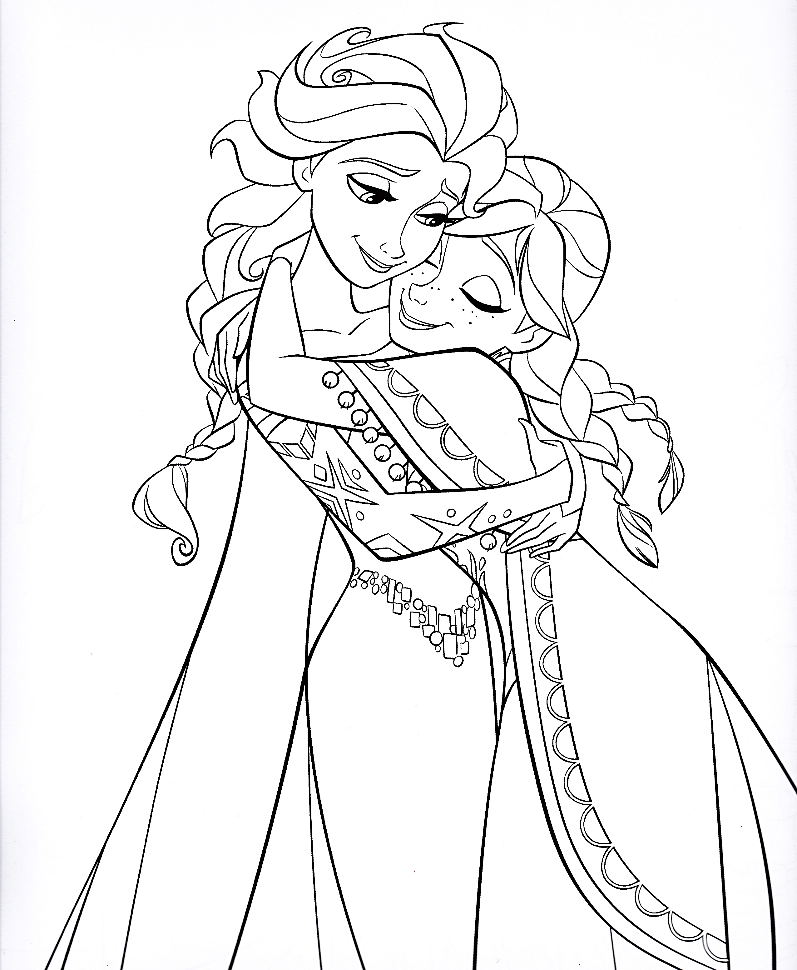 Coloring Pages Wonderful Photo Of Disney Character With Splendi ... | 3104x2552