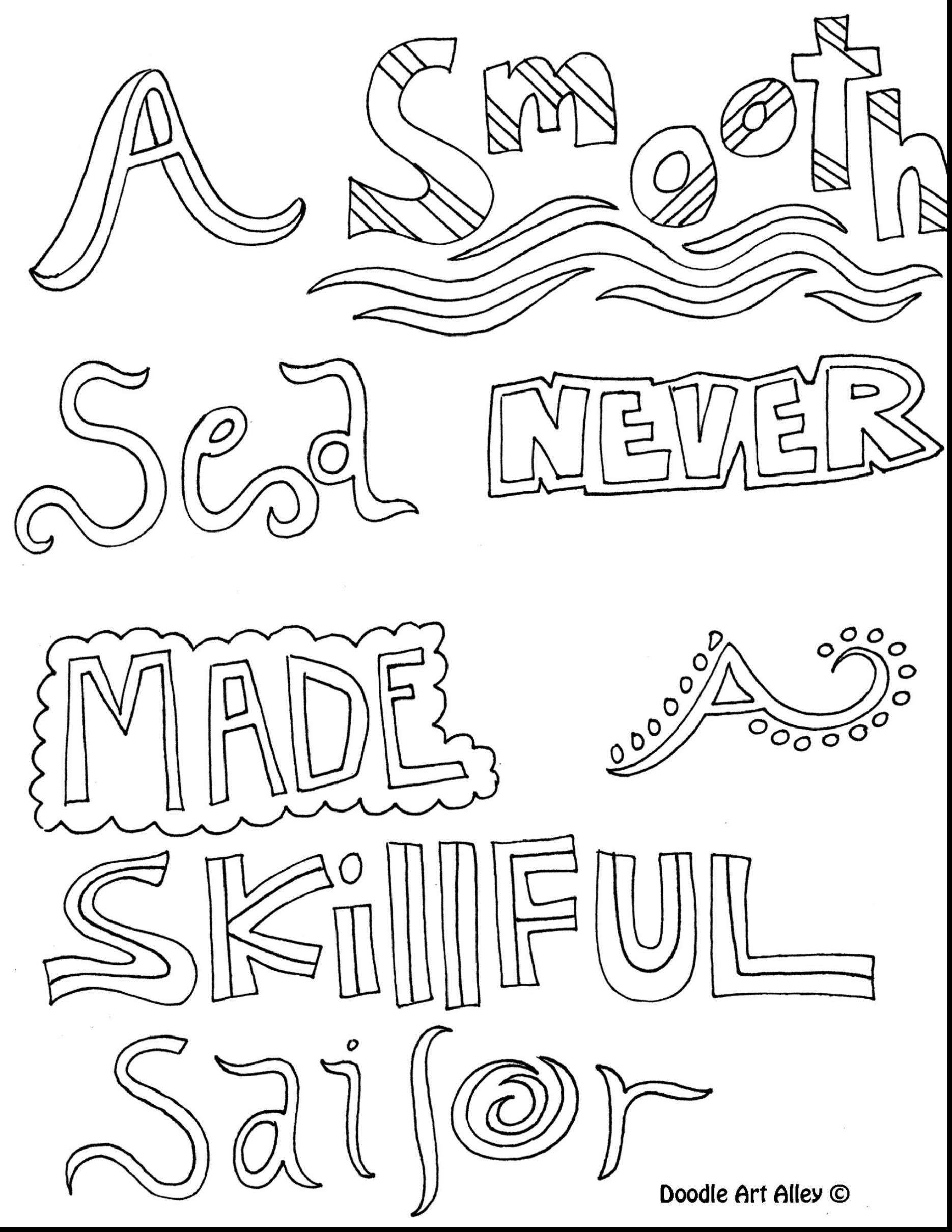 - Coloring Pages Quotes 23 Printable Inspirational Quotes Coloring