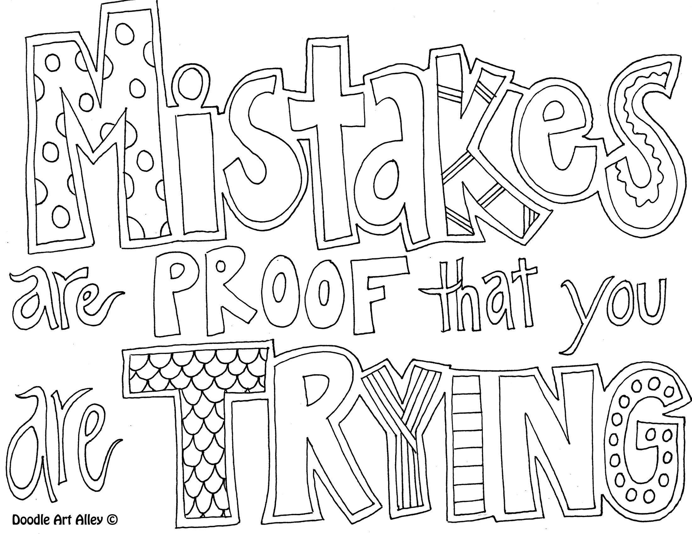 Coloring Pages Quotes Motivational Coloring Pages At ...