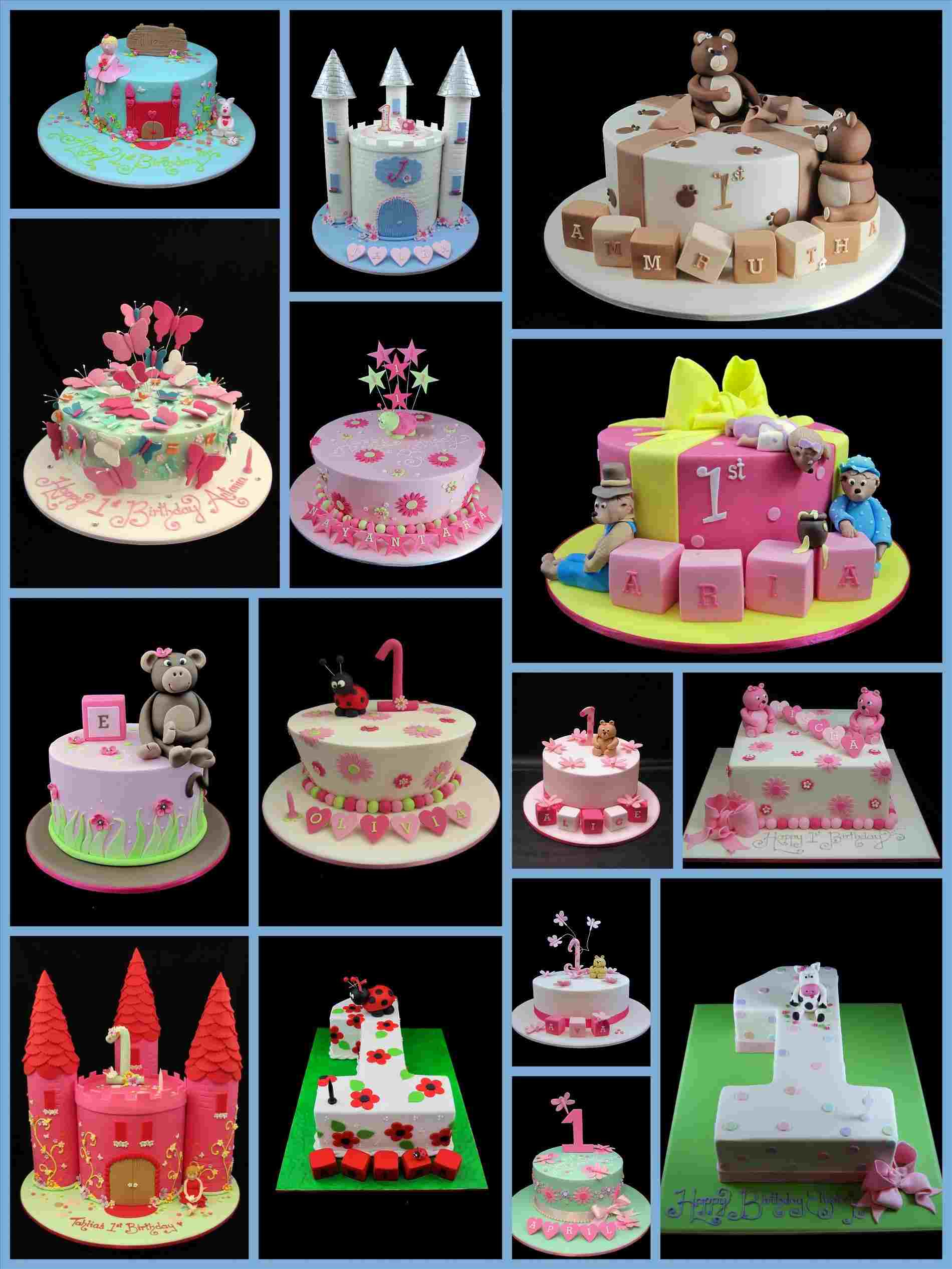 1900 X 2532 In 32 Pretty Image Of Cute Birthday Cakes For Girl