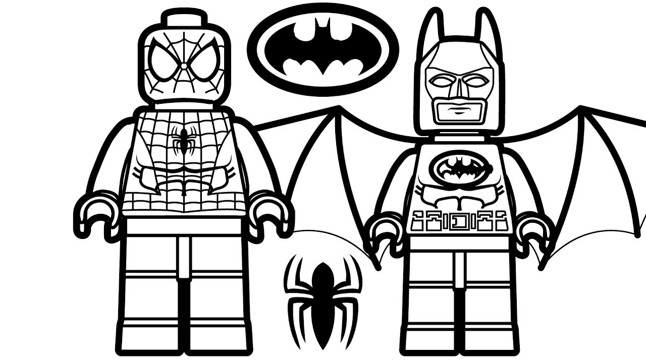 Free Superhero Coloring Pages Batman Coloring Book Pages
