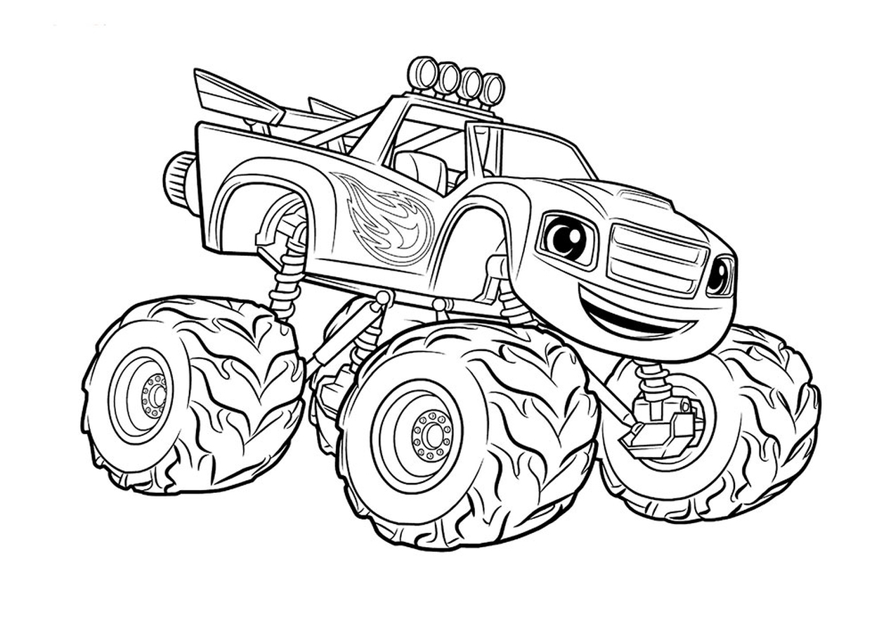 - Grave Digger Coloring Pages Grave Digger Monster Truck Coloring Pages At  Getdrawings Free - Birijus.com