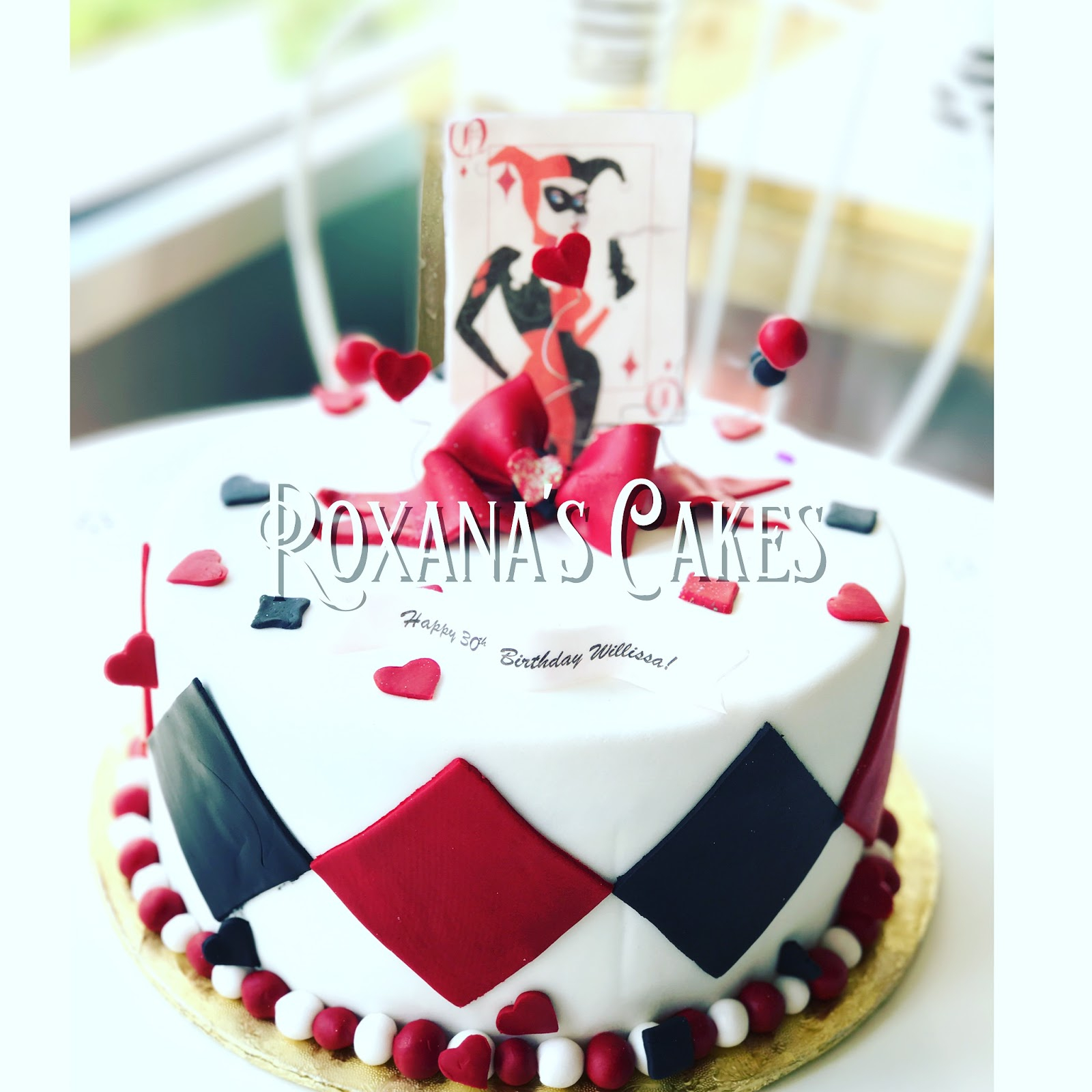 1600 X In 27 Beautiful Picture Of Harley Quinn Birthday Cake