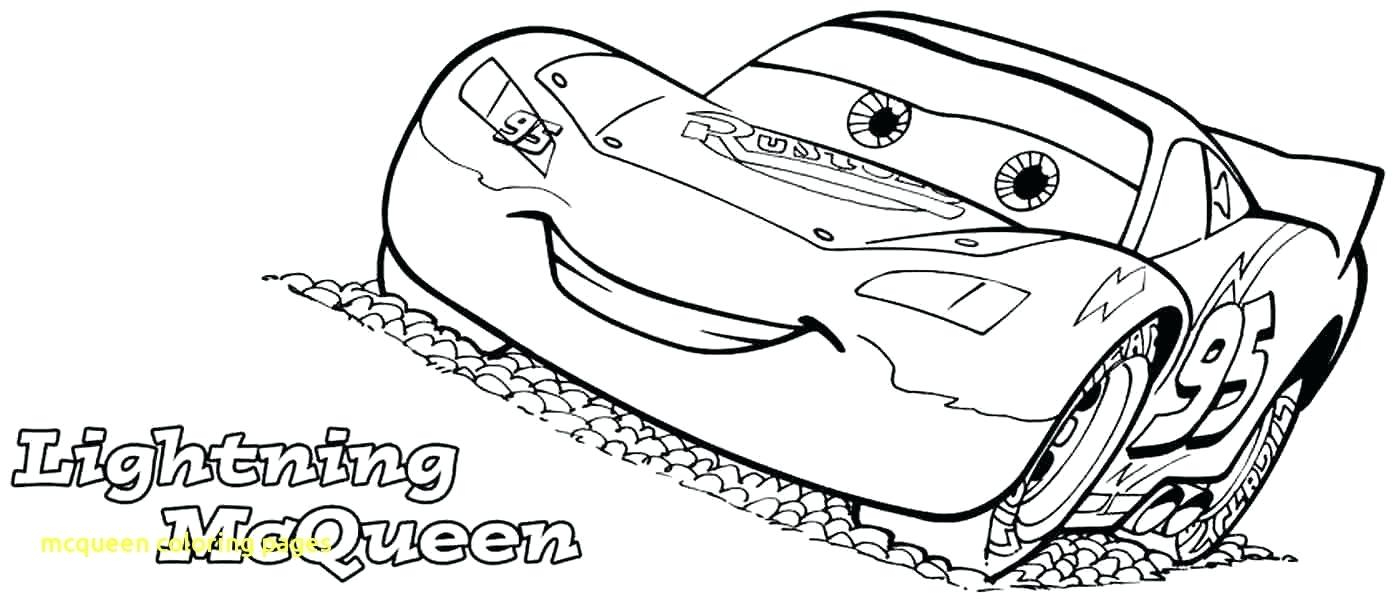 Lightning Mcqueen Coloring Page Excellent Free Lightning Mcqueen