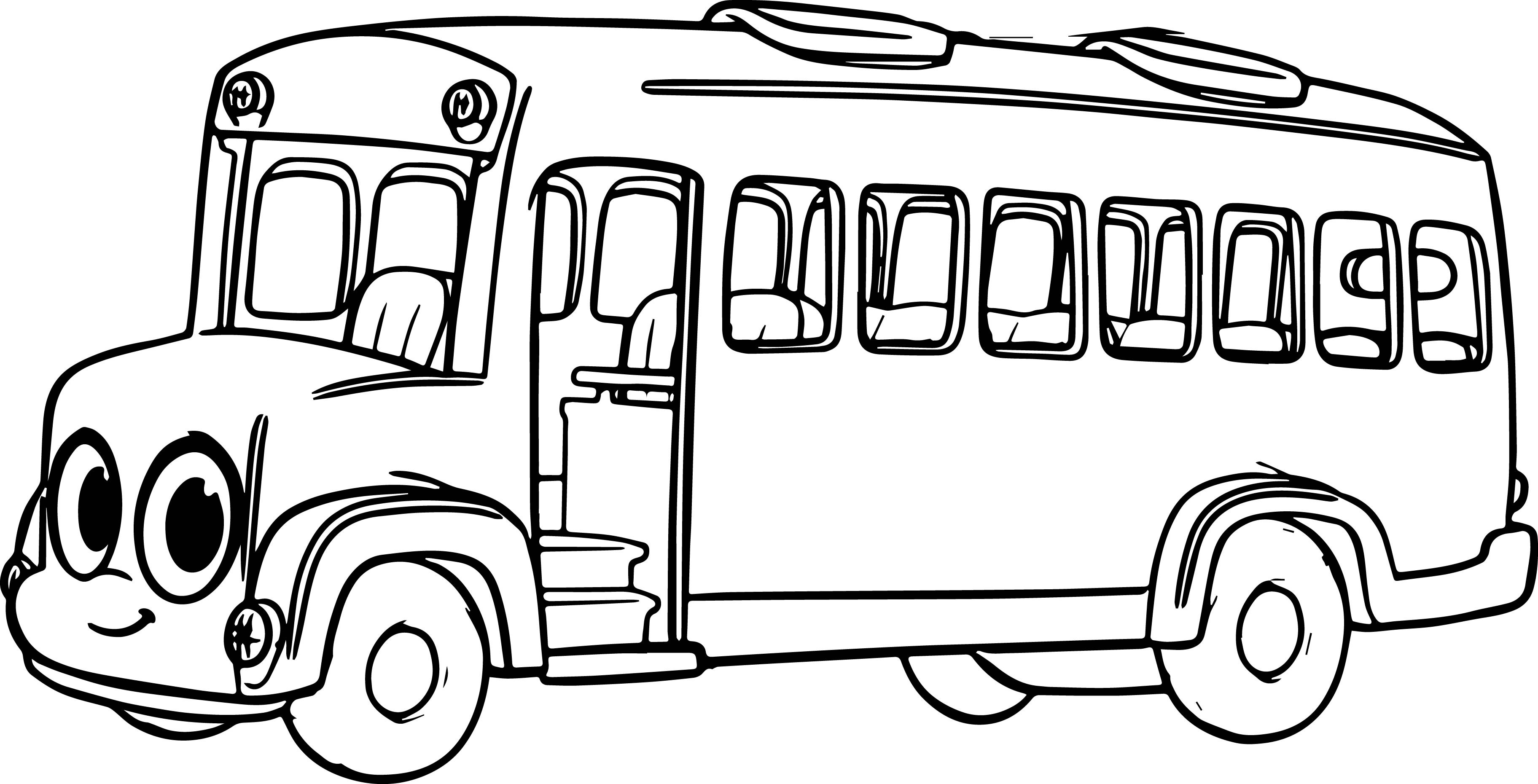 Magic School Bus Coloring Pages Buses Coloring Pages 12 H ...