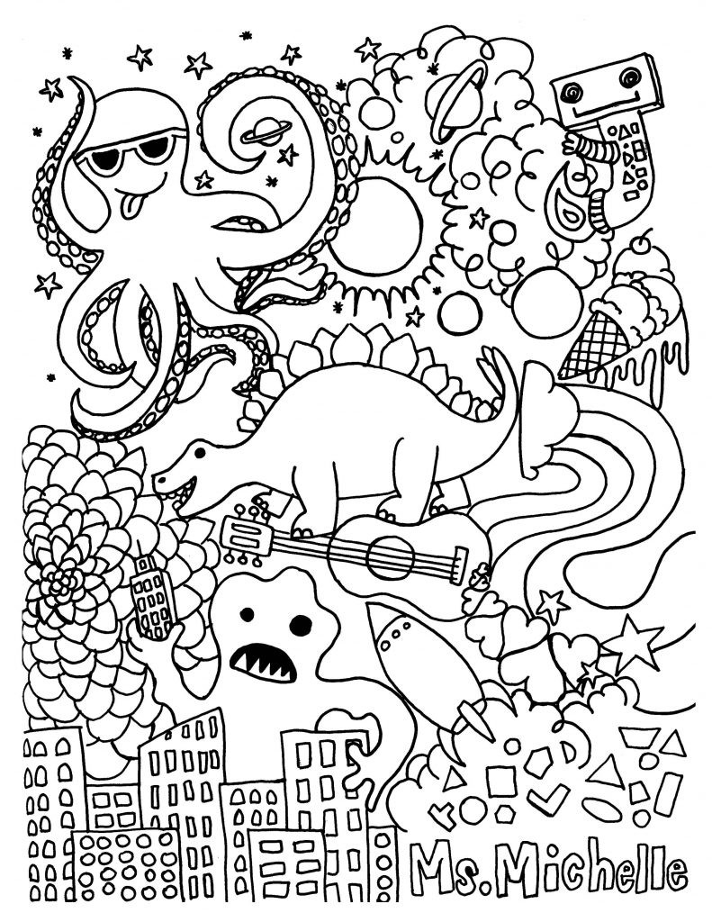 Mia And Me Coloring Pages Mia And Me Coloring Pages To Print