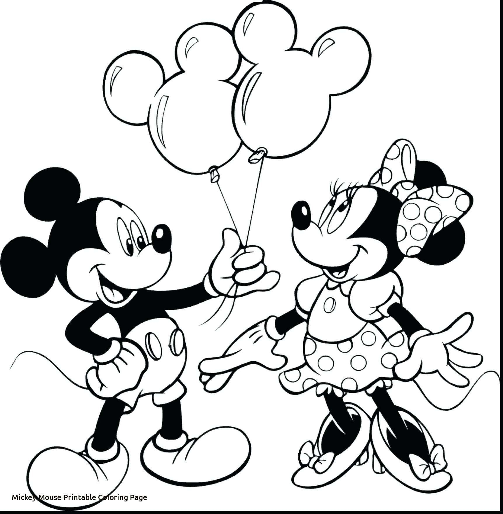 photo relating to Free Printable Mickey Mouse Coloring Pages named Mickey Mouse Coloring Webpage Mickey And Minnie Mouse Coloring