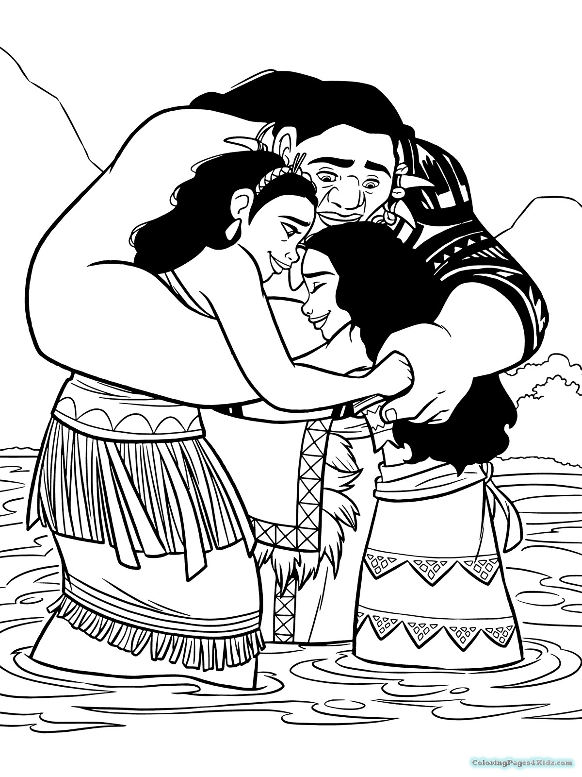 moana printable coloring pages the truth about moana coloring pages pdf ba easy printable free 1