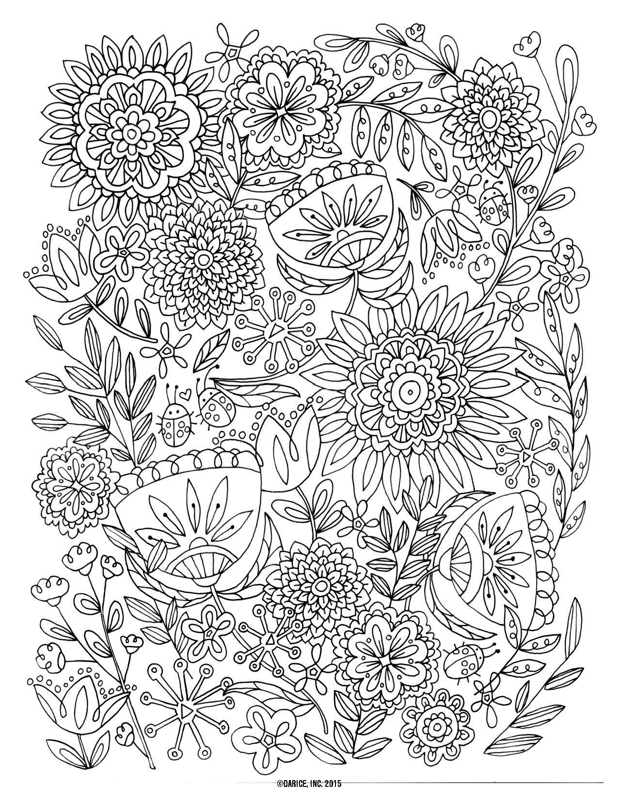 Online Coloring Pages For Adults Elegant Online Coloring ...
