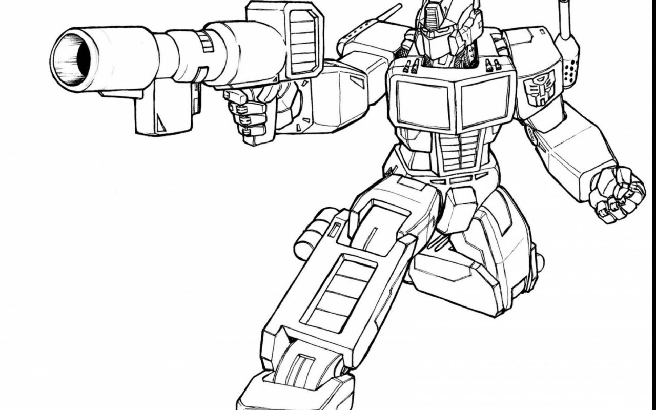 Optimus Prime Coloring Page Marvelous Optimus Prime Coloring Pages