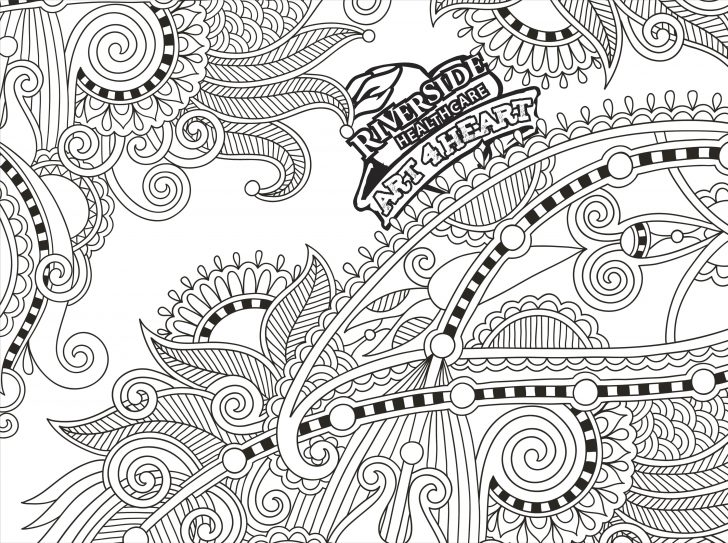 Easy Paisley Coloring Pages - GetColoringPages.com | 543x728