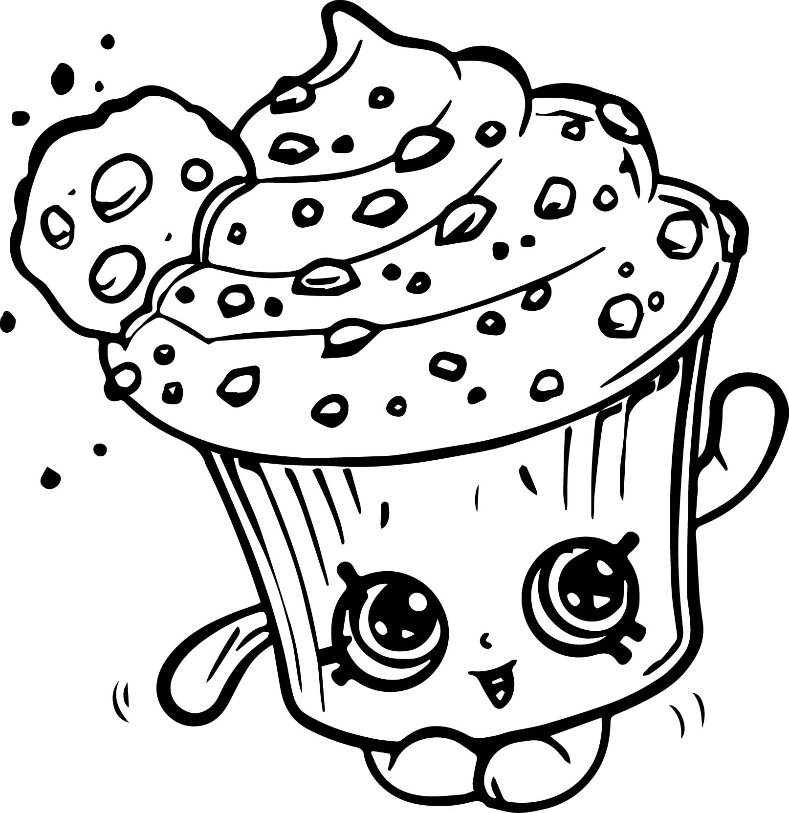 Shopkins Coloring Pages To Print – Best Coloring Pages