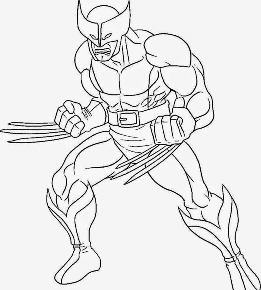 Deadpool Spiderman Coloring Pages to print out - Free Printable ... | 962x865