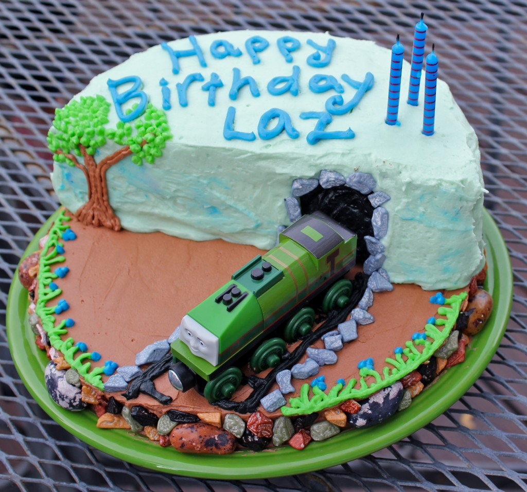 1024 X 956 In 30 Wonderful Picture Of Thomas The Train Birthday Cakes