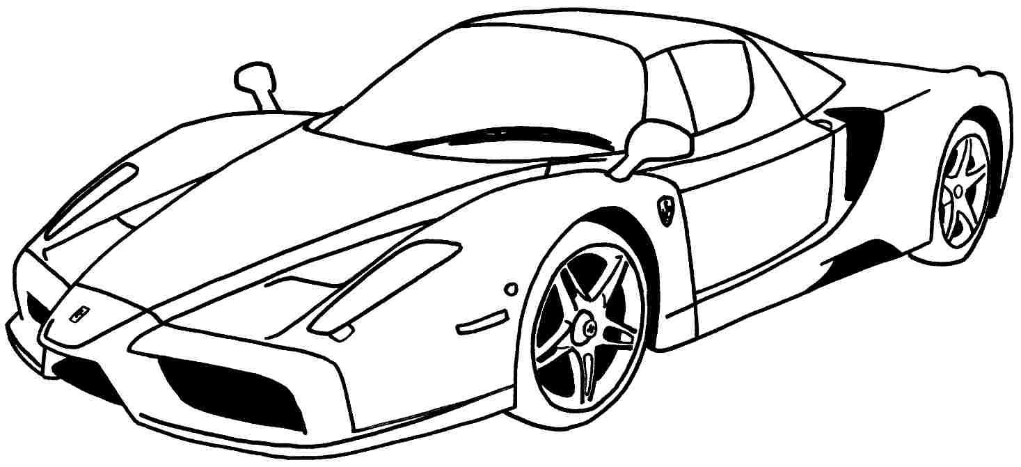 Car Printable Coloring Pages Car Coloring Pages Best For Kids New Free Printable Wuming Birijus Com